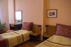 Двойна стая с две отделни легла