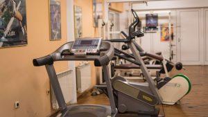 фитнес в хотел Славяни